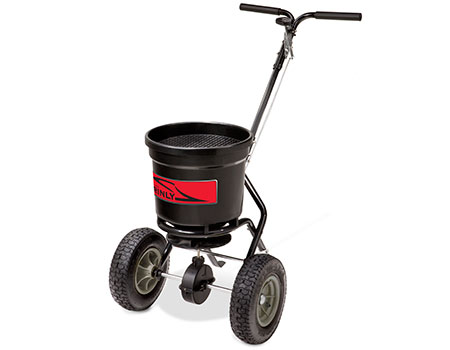 Brinly Push Spreader