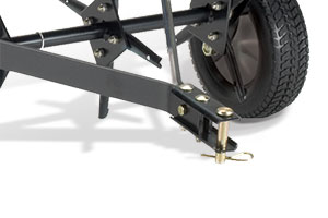 steel trailer tongue universal hitch design