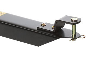 universal tow-behind hitch
