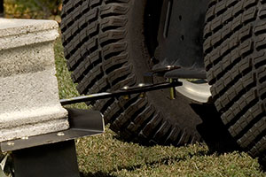 Brinly lawn and garden attachments universal hitch pin