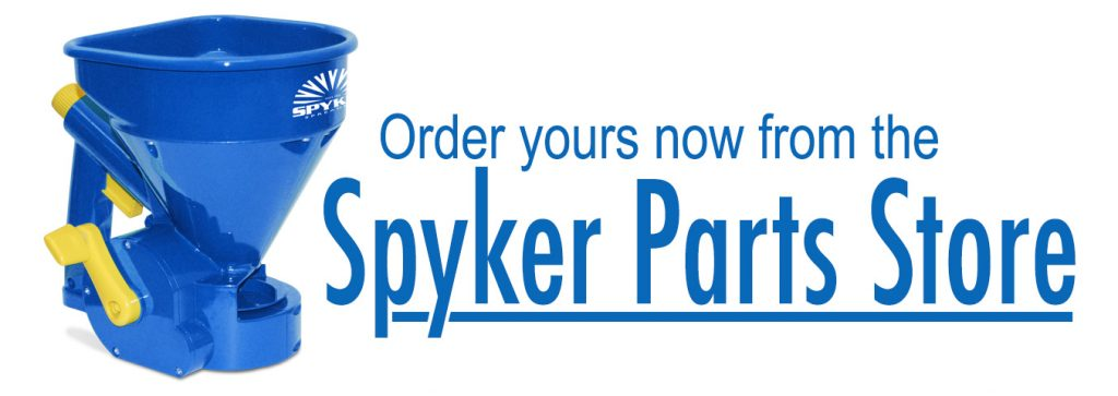 Spyker Parts Store Handheld Spreader