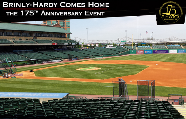 Brinly-Hardy Comes Home