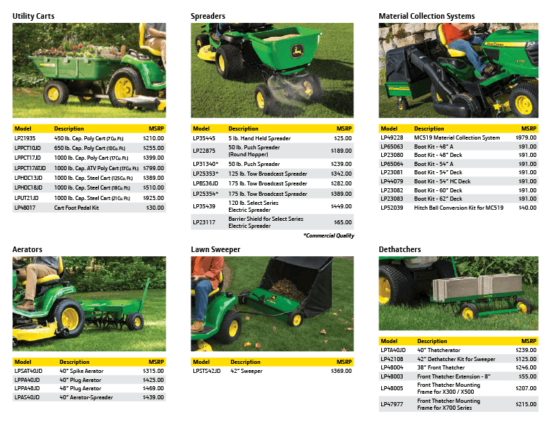 2017 JD Pricing Brochure WEB 2 - John Deere