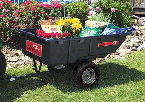 poly dump cart